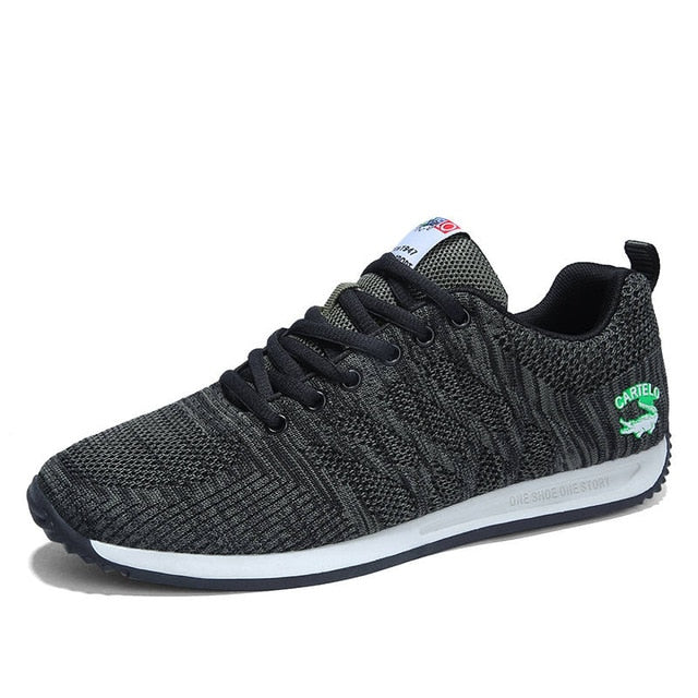 The woven sports runner