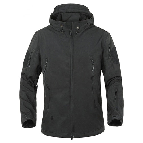 Winter + Windproof Jacket