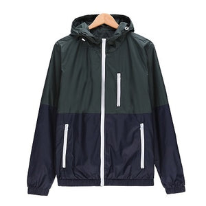 Casual Lightweight Jacket