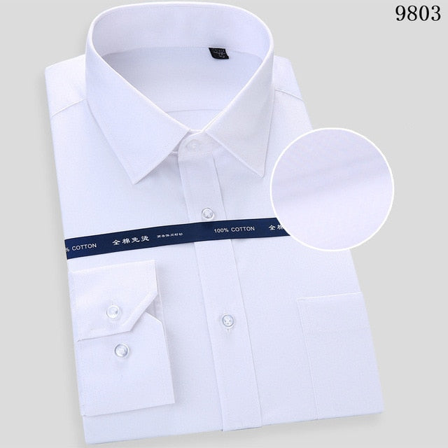 Men Dress shirt Non-ironing