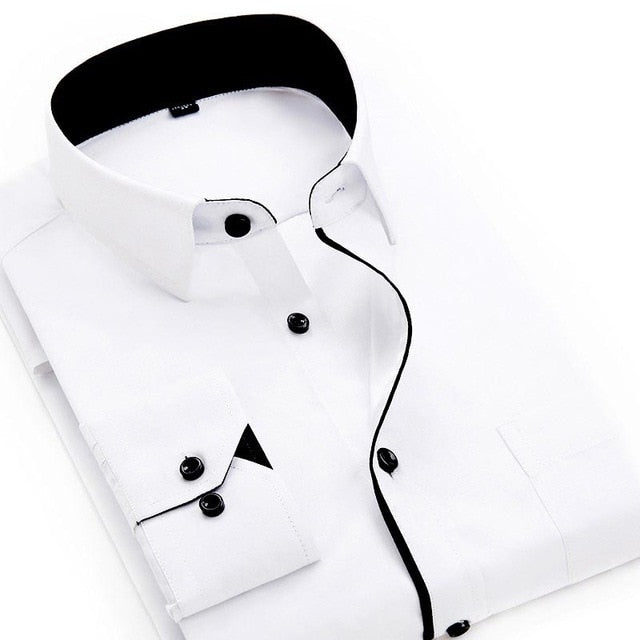 modern colours Business Dress Shirt