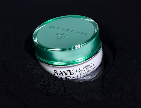 save me from product overload to combat scalp buildup, fix styling buildup on hair, and gentle detoxifying scalp treatment