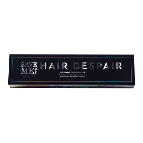 save me from hair despair kit top of box