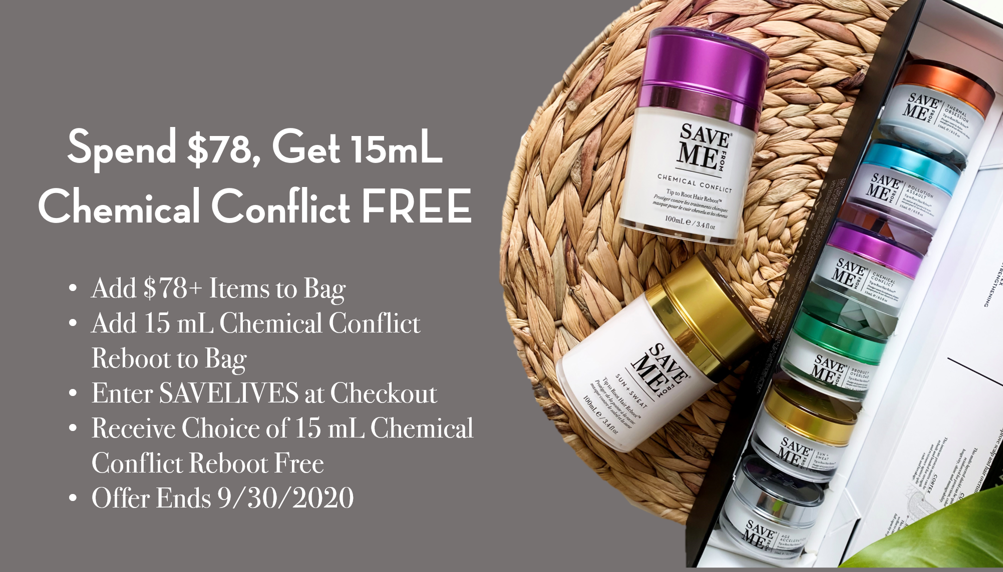 Free Chemical Conflict 15 ml