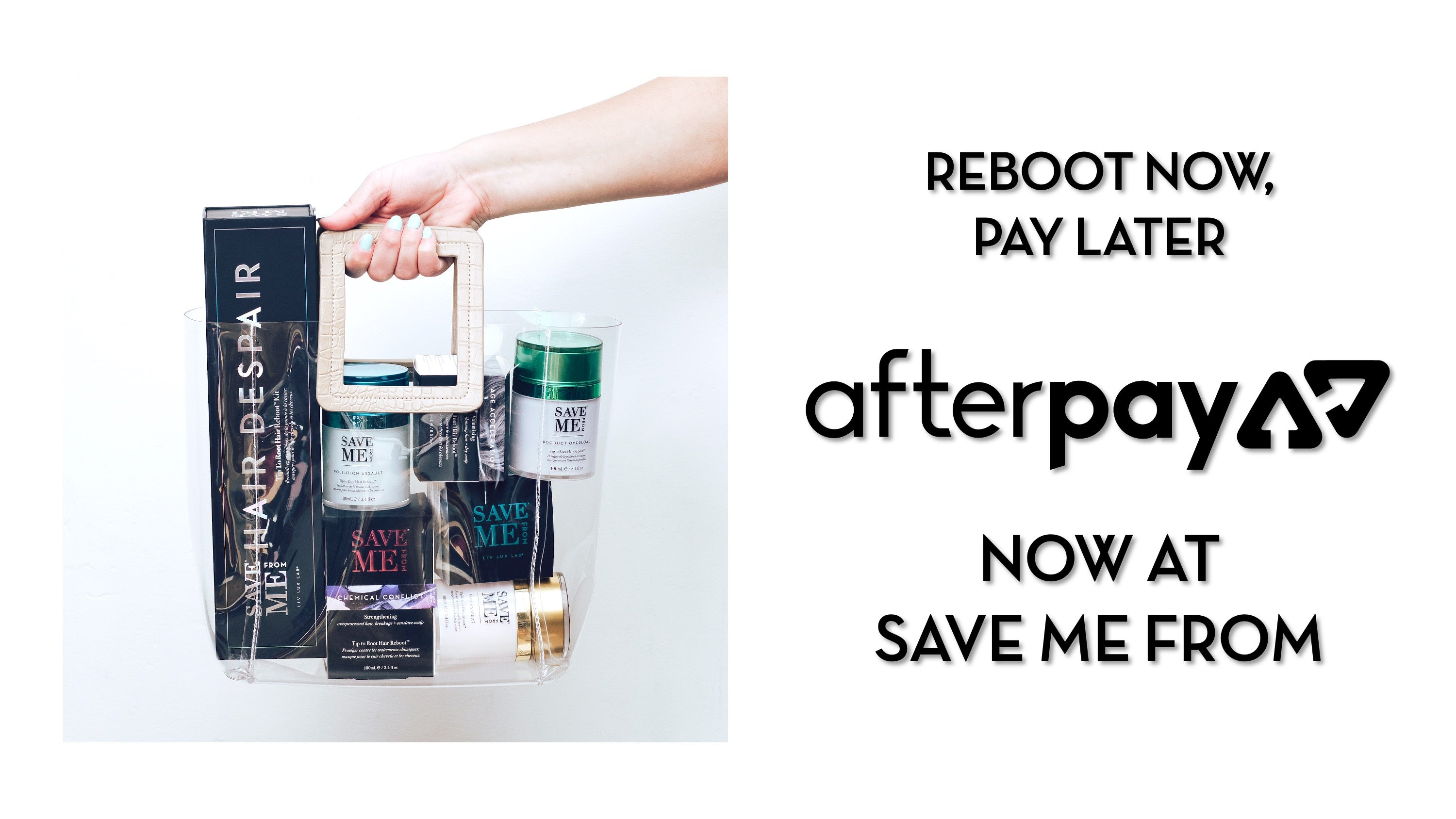 afterpay with save me from how to pay for save me from with afterpay