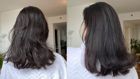 Home made fenugreek mask vs results from save me from hair repair