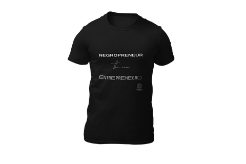 """Negropreneur"" Short-Sleeve Unisex T-Shirt"