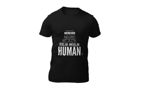 """Human"" Short-Sleeve Unisex T-Shirt"