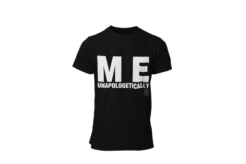 """Me Unapologetically"" Softstyle T-Shirt with Tear Away Label"