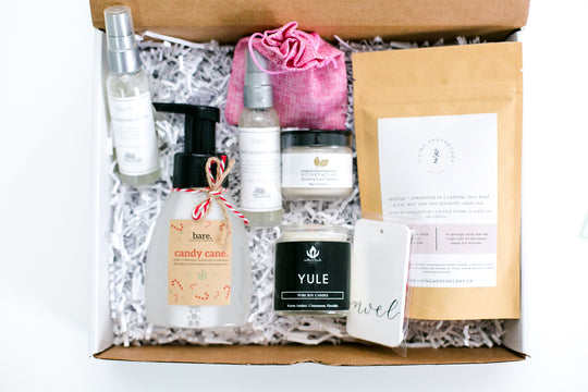 Quarterly Subscription, Dwell Niagara, Niagara Subscription Box, Support Local