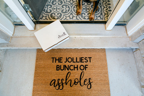 Grey Next Door, Custom Doormats, dwell Niagara, Subscription Box, Niagara, Canada