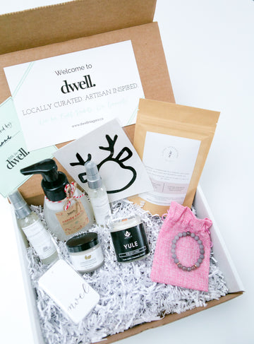 Dwell Welcome Box - Dwell Niagara