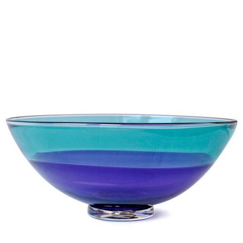 Incalmo Footed Bowl