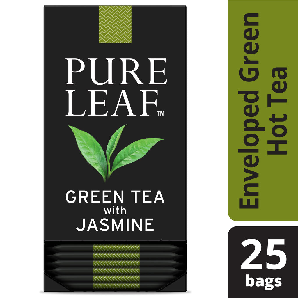 Pure Leaf Green Tea with Jasmine 25 Count
