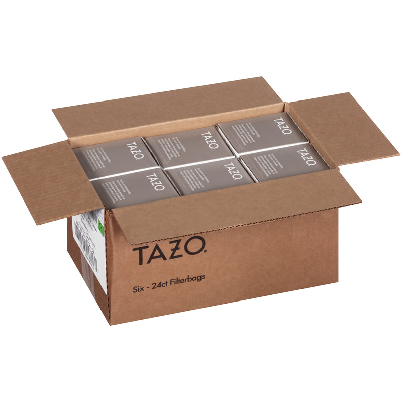 Tazo Hot Tea Filterbag Earl Grey 24 count Pack of 6