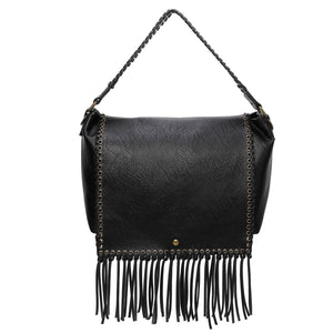 Lacey Fringe Messenger - Rise and Redemption