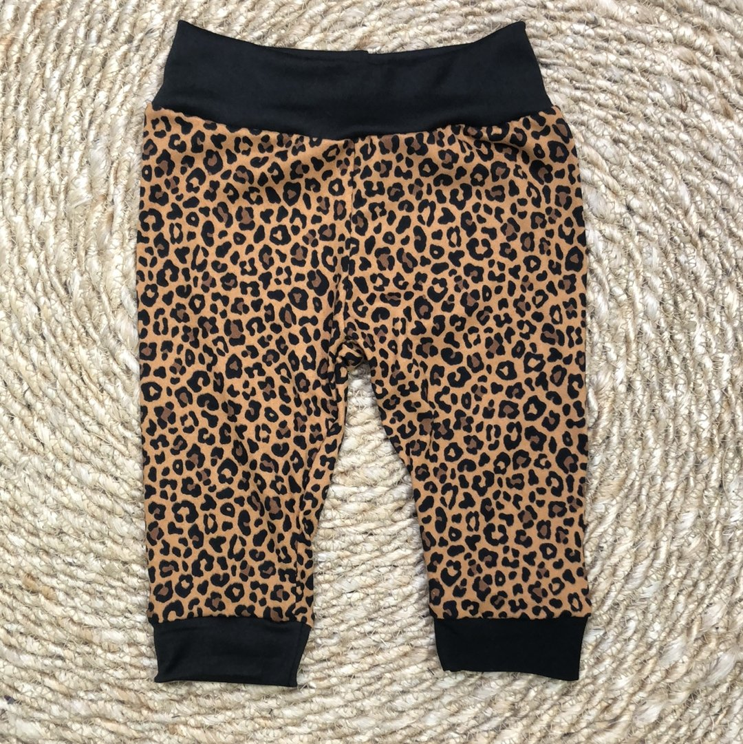 Safari Cheetah Joggers - Rise and Redemption