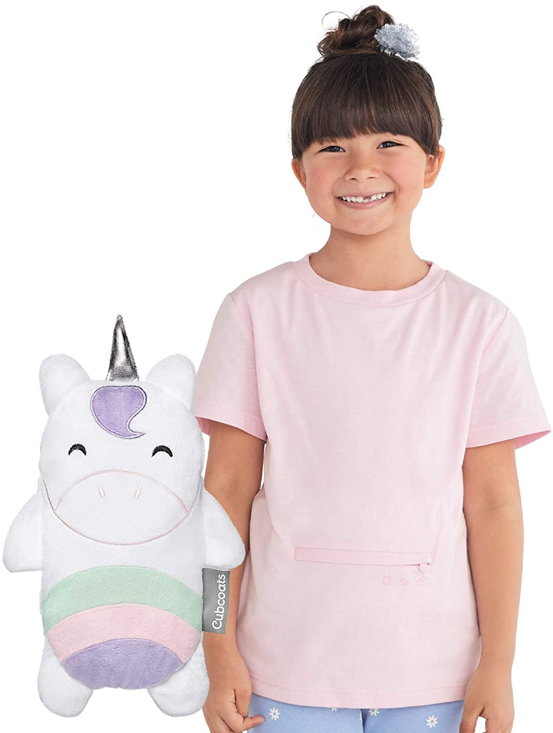 Uki The Unicorn Costume T-shirt and Plushie For Kids