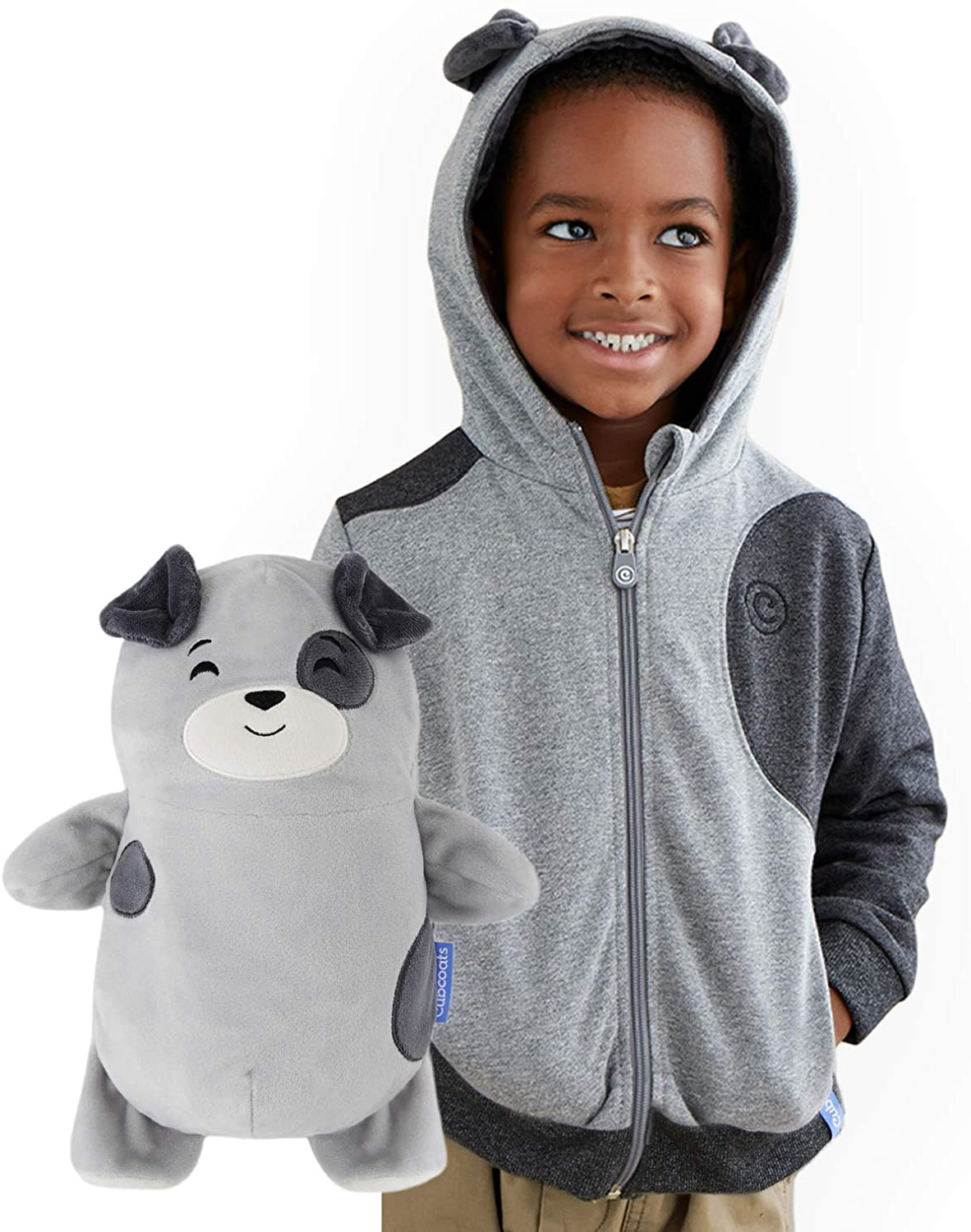 Pimm The Puppy Hoodie and Soft Plushie For Kids