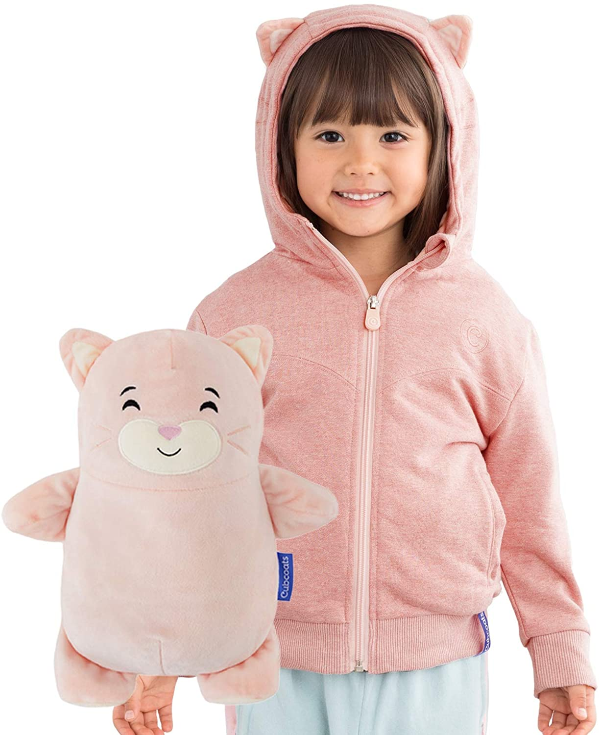 Kali The Kitty Hoodie and Soft Plushie For Kids