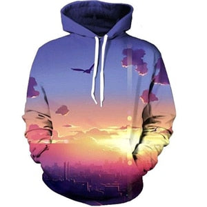 'Early Morning Sky' Hoodie