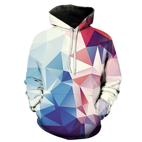 Bloodied Ice Hoodie
