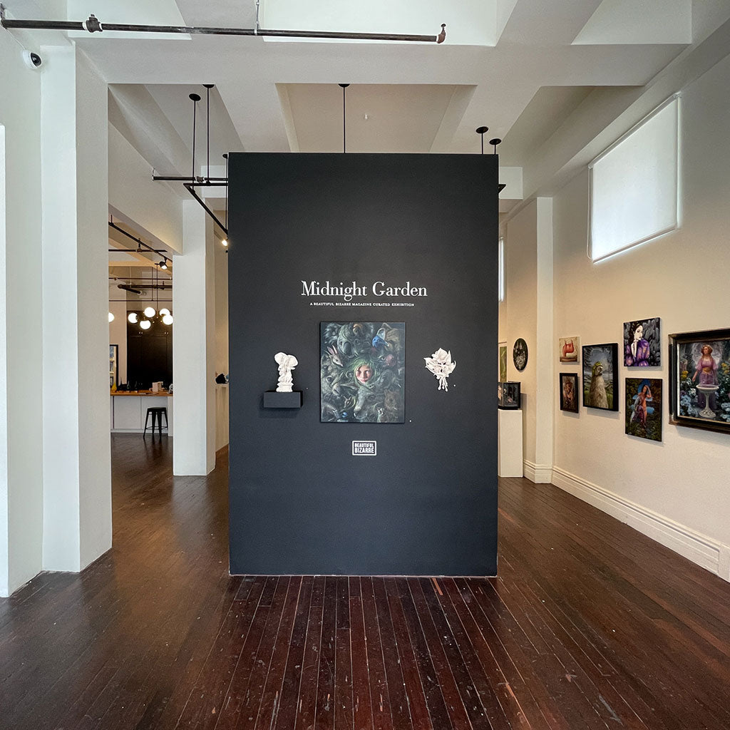Midnight Garden: Exhibition Photos & Video Tour