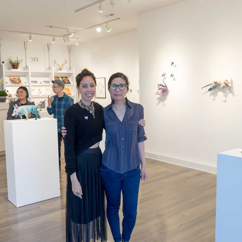 Opening Reception: September 9, 2017