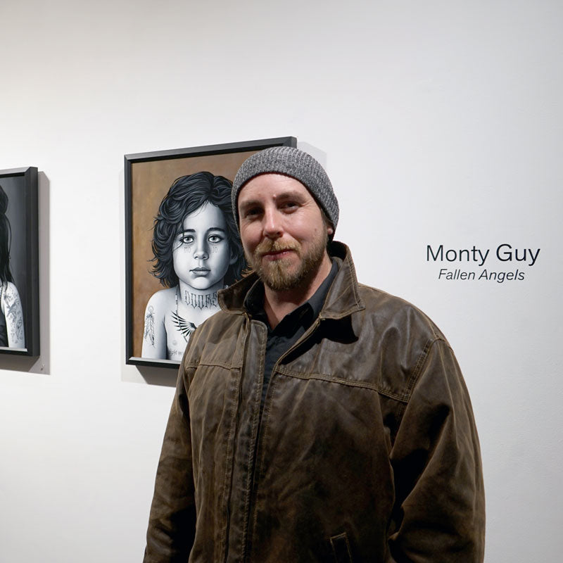 Monty Guy and 'Tales of the City' Opening