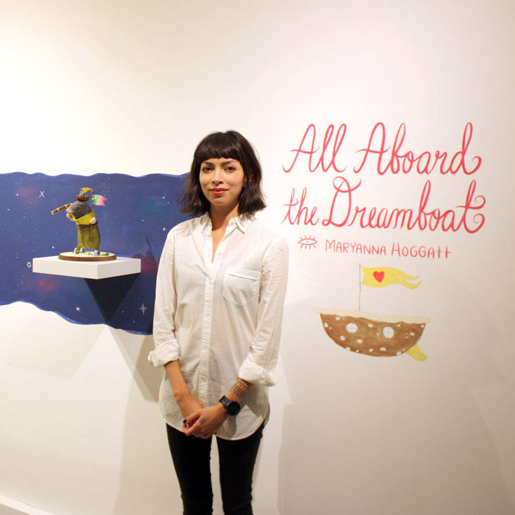 Opening Reception: 'All Aboard the Dreamboat' by Maryanna Hoggatt