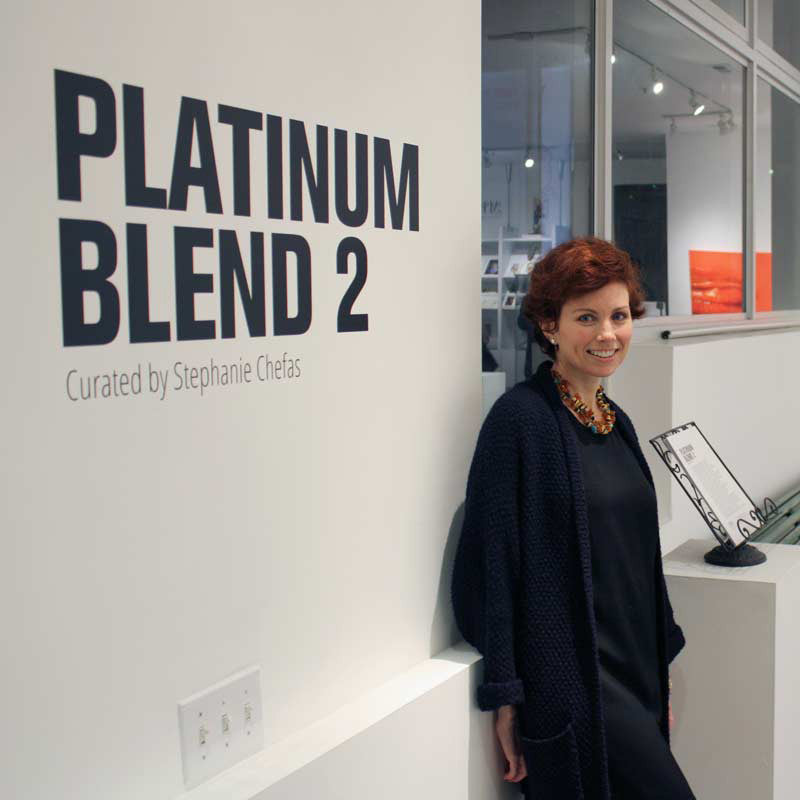 Opening Reception: Platinum Blend 2