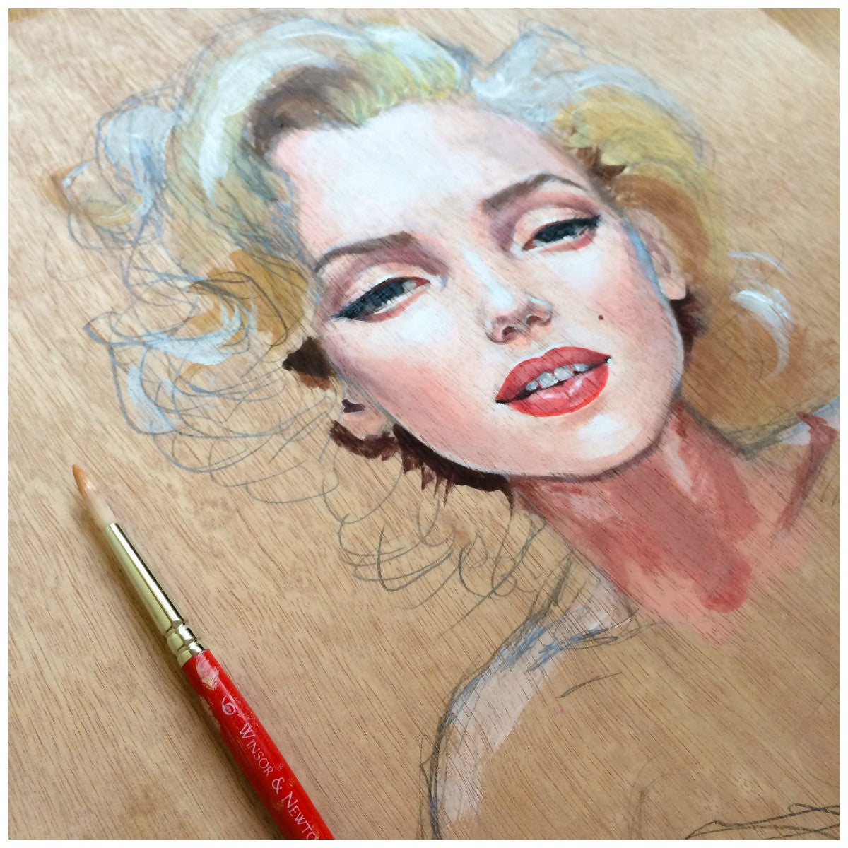 WIP Preview : 'Femme to Femme Fatale' Curated by Beautiful Bizarre Magazine
