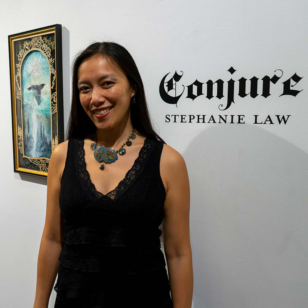 Conjure Exhibition Photos