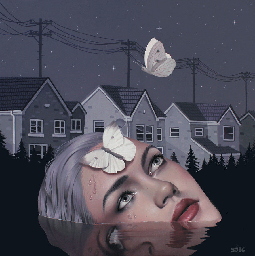 Artist Interview: Sarah Joncas