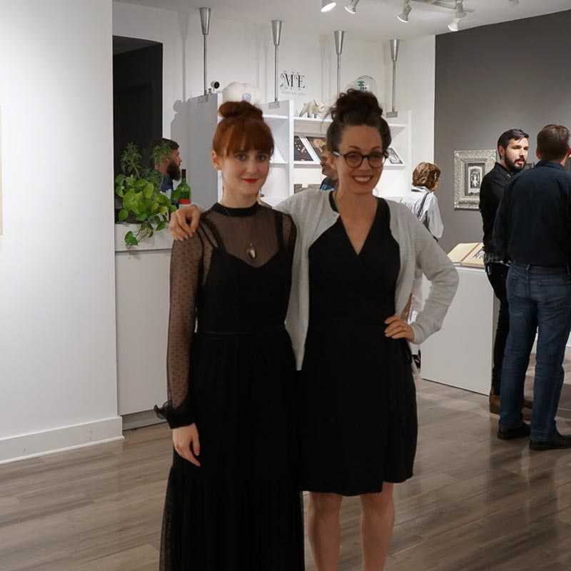 Lori Nelson & Mary Syring Opening Reception