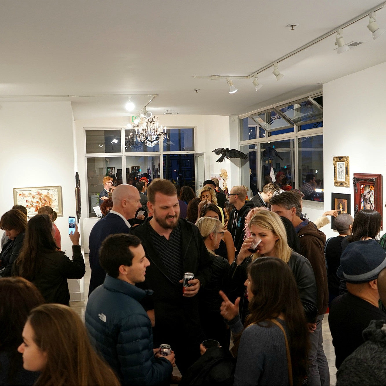 Opening Reception - Femme to Femme Fatale