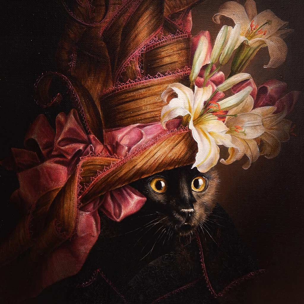 Le Chat Noir: Group Exhibition