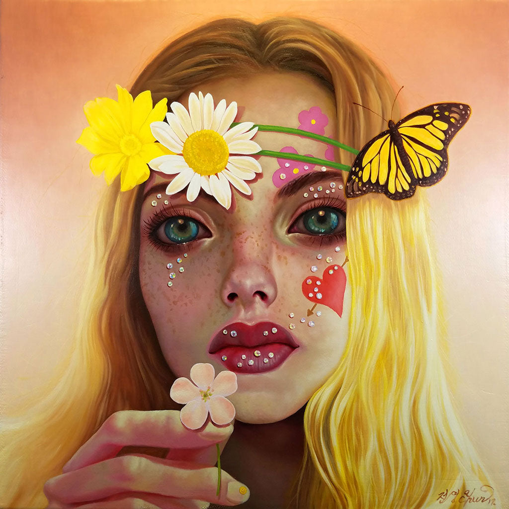Flower Child: Group Exhibition