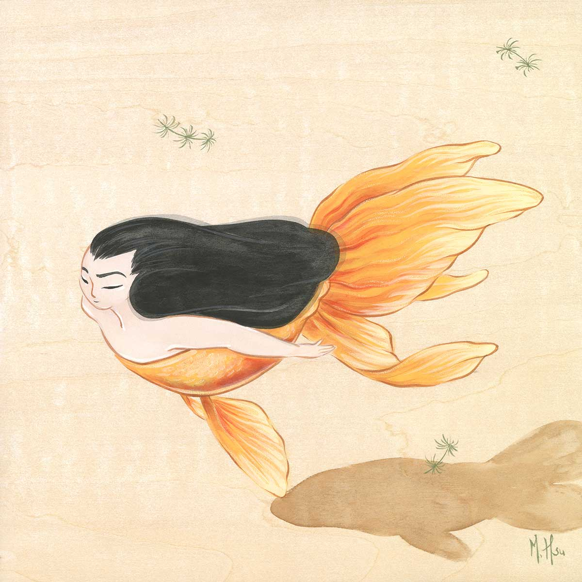 Ningyo 人魚: Exquisite Tales of the Human Fish