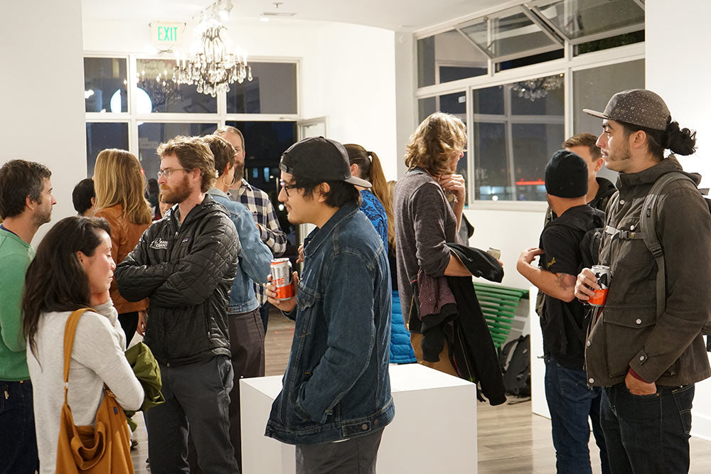 Crystal Morey and Emilio Villalba Opening Reception at Modern Eden Gallery, SF