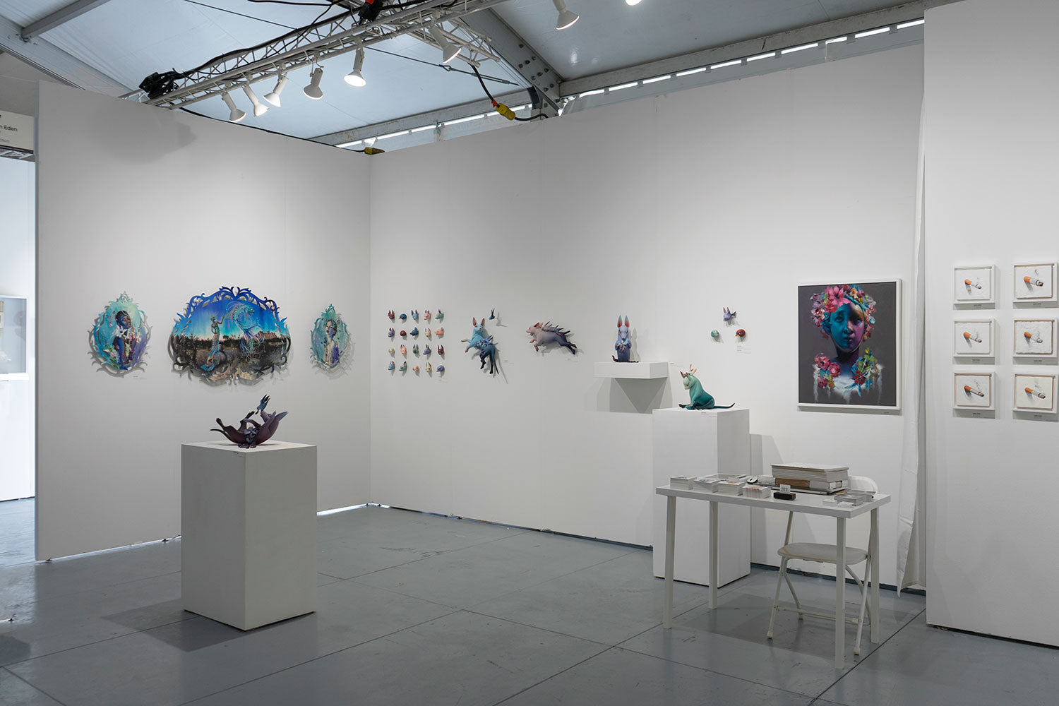 Modern Eden Booth H07 SCOPE Miami Beach 2018