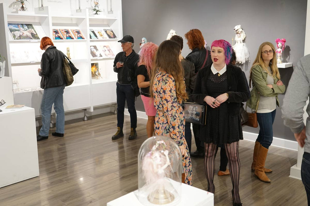 Sheri DeBow Return of the Bubblegum Princess Opening