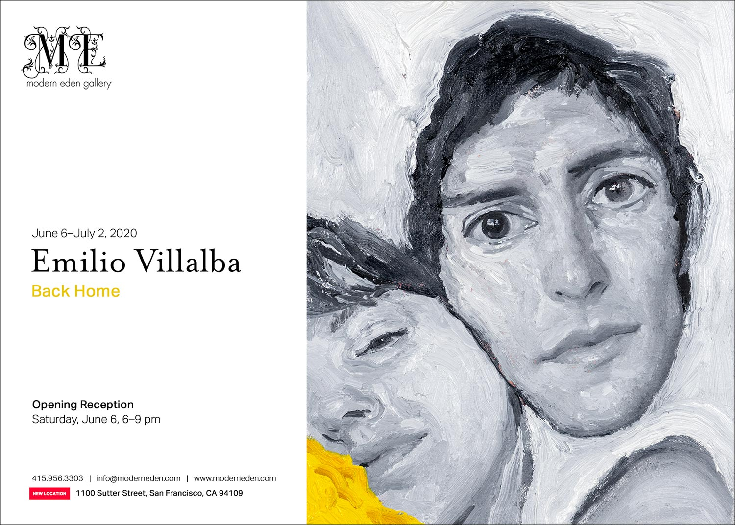 Emilio Villalba: Back Home