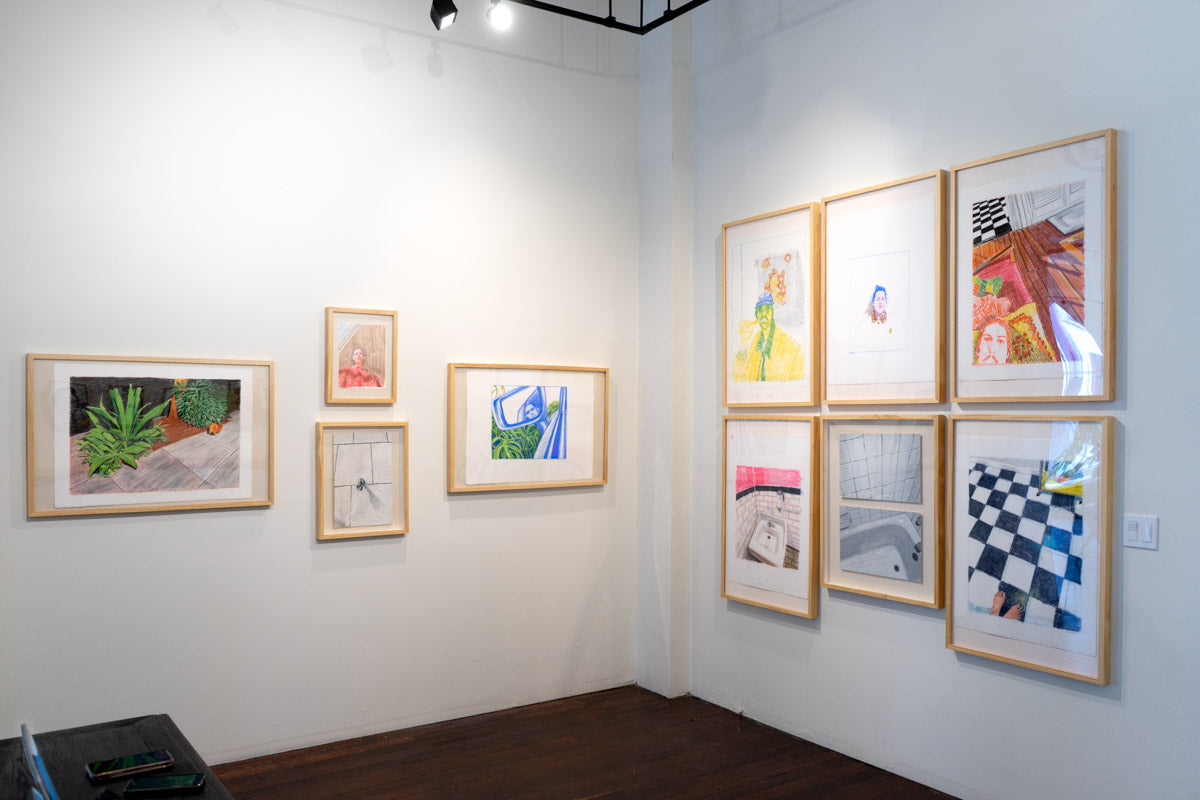 Emilio Villalba Back Home Gallery Show at Modern Eden 2020