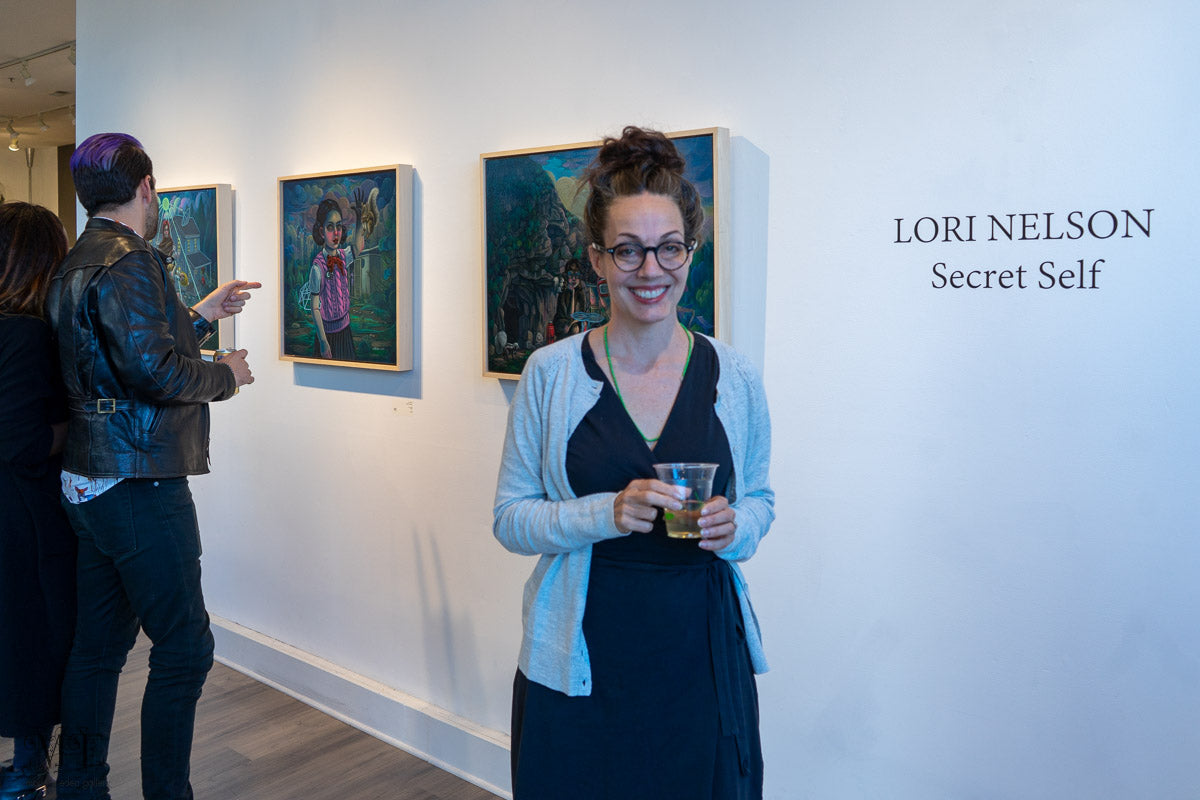 Lori Nelson: Secret Self at Modern Eden