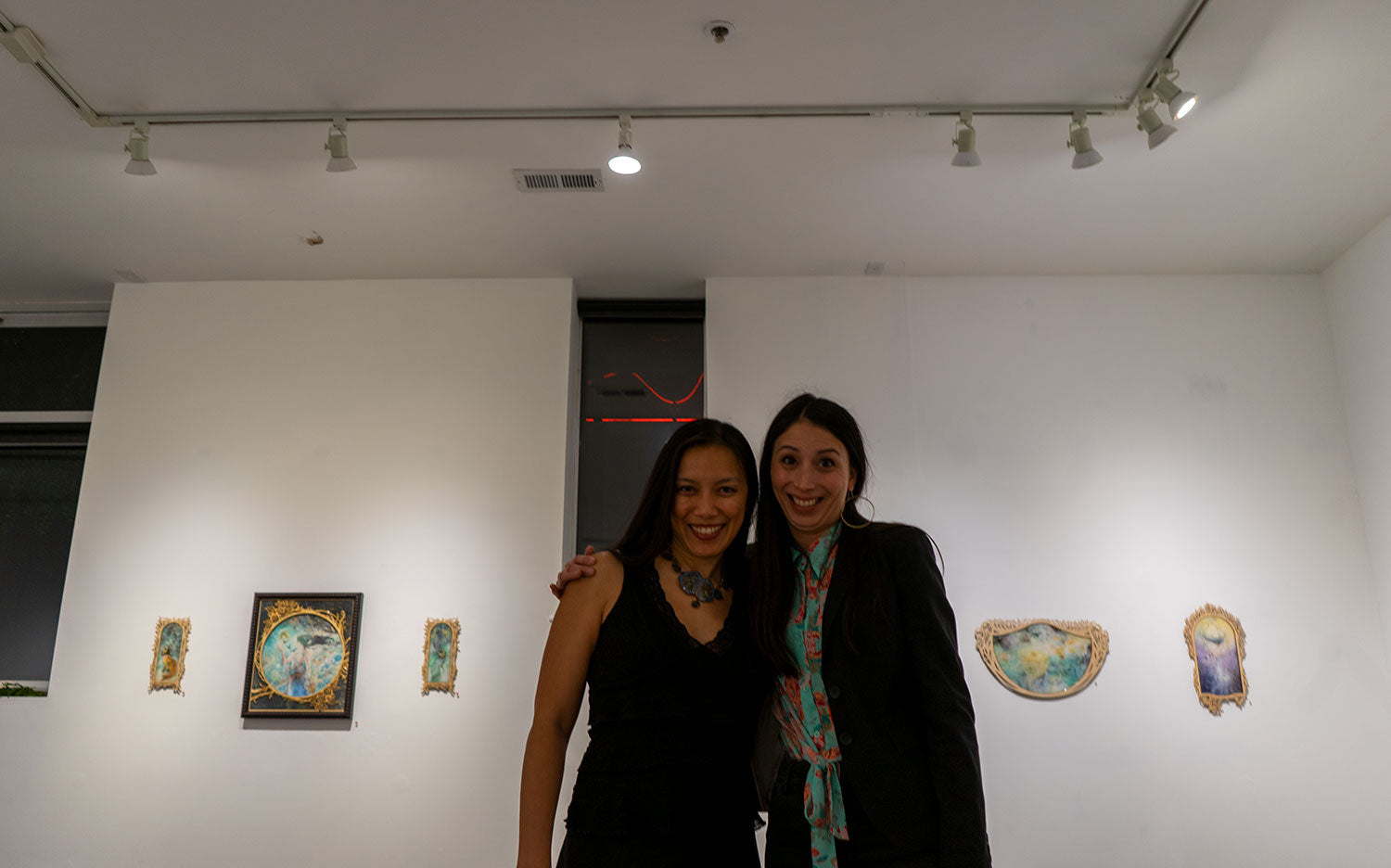 Stephanie Law and Kim Larson