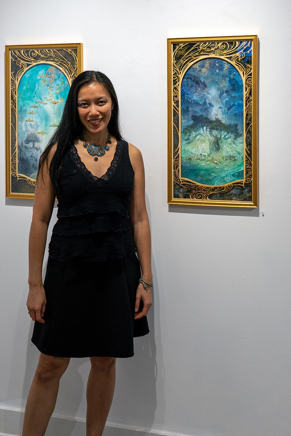 Stephanie Law at Modern Eden
