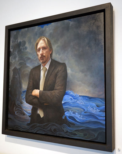Portrait of Matt Gonzalez
