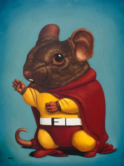 What a Mouse! (Mighty Mouse)