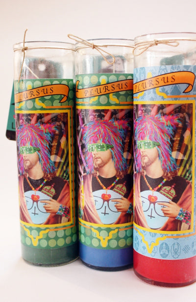 Plursus Prayer Candle
